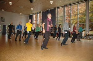 Linedance beim DTSA 2016
